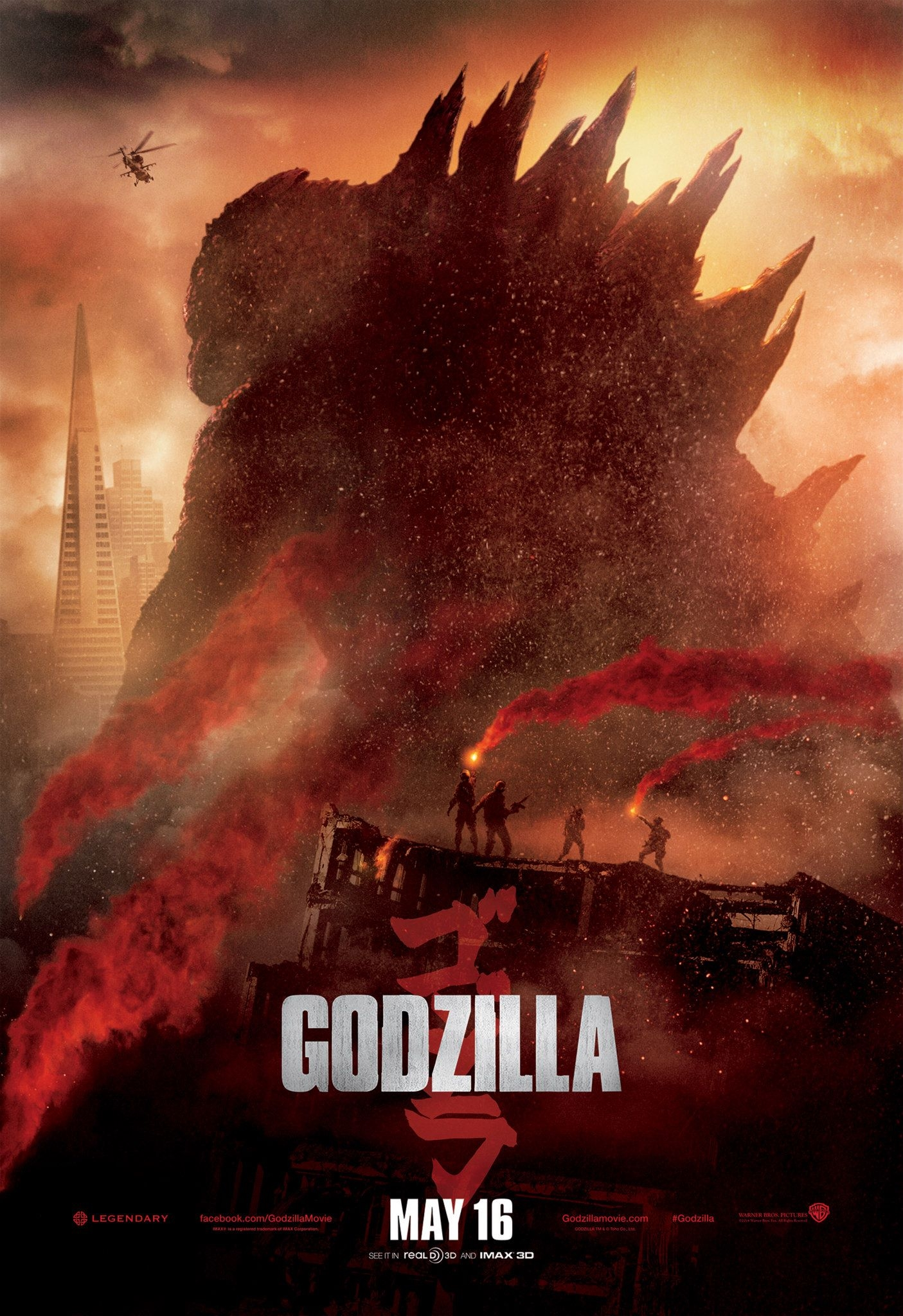 Filmkritik: Godzilla (2014)
