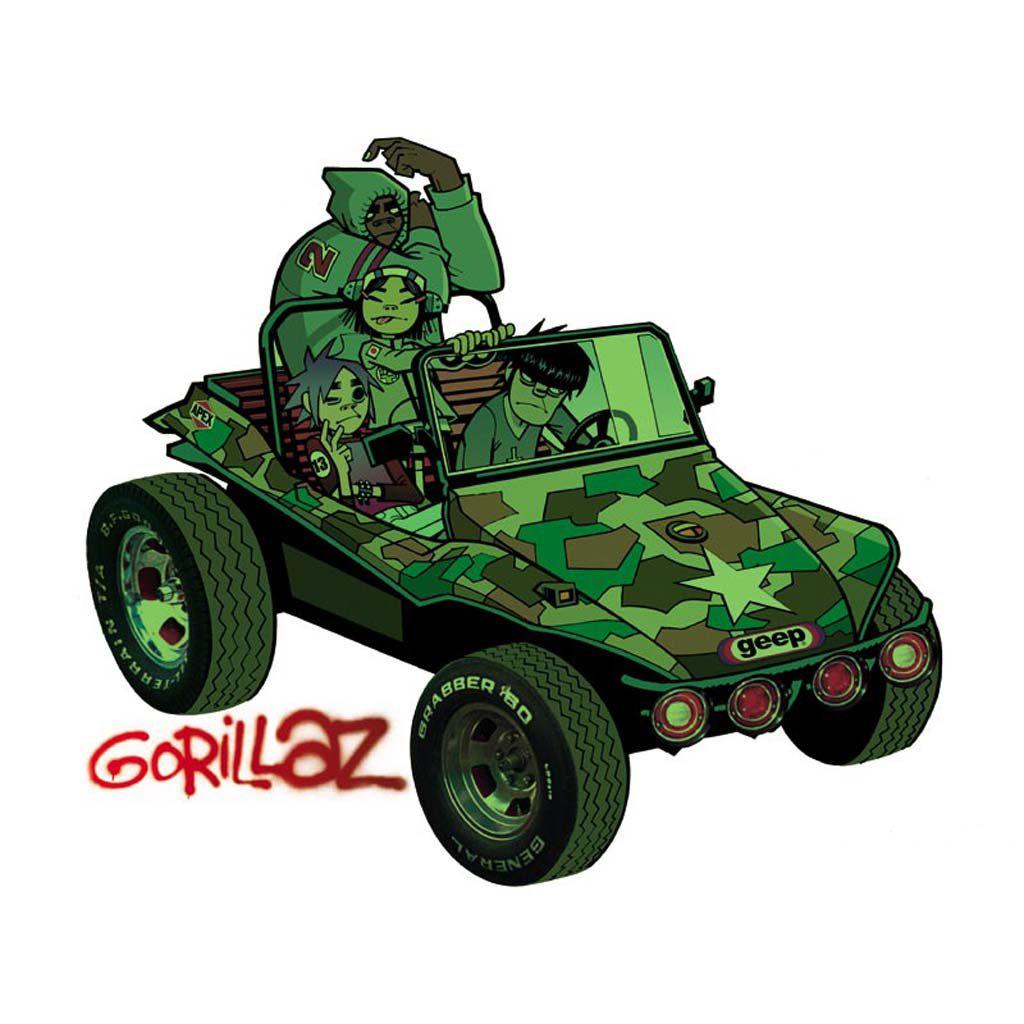 Amazon_Gorillaz_Gorillaz